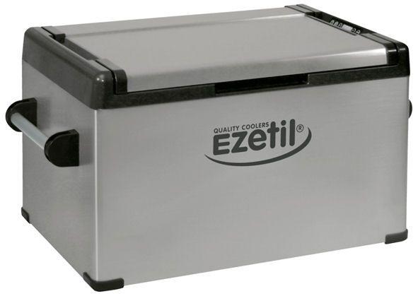 Kompresorová autolednice EZC 80 12/24/230V 80 litrů Ezetil