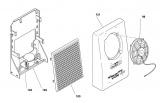 Chladič / kondenzátor klimatizace