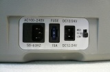 Napájecí kabel 230V k autochladničkám Indel B