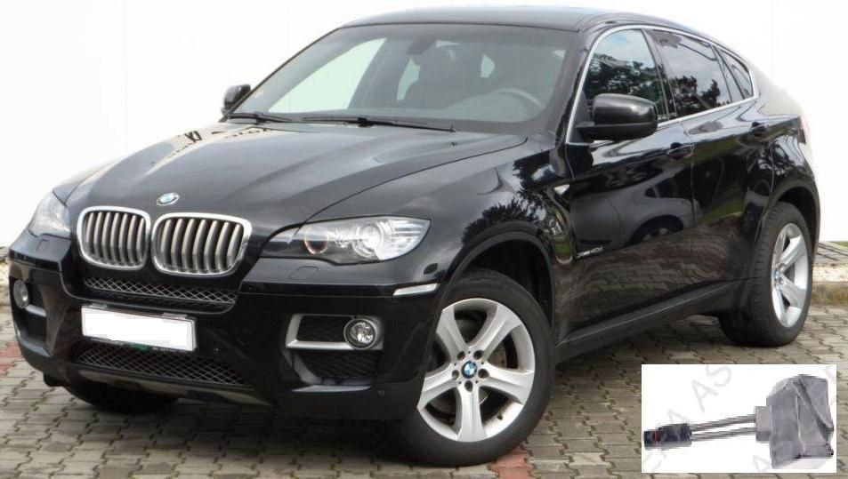 DEFA ohřev motoru BMW X6 40d 2012-