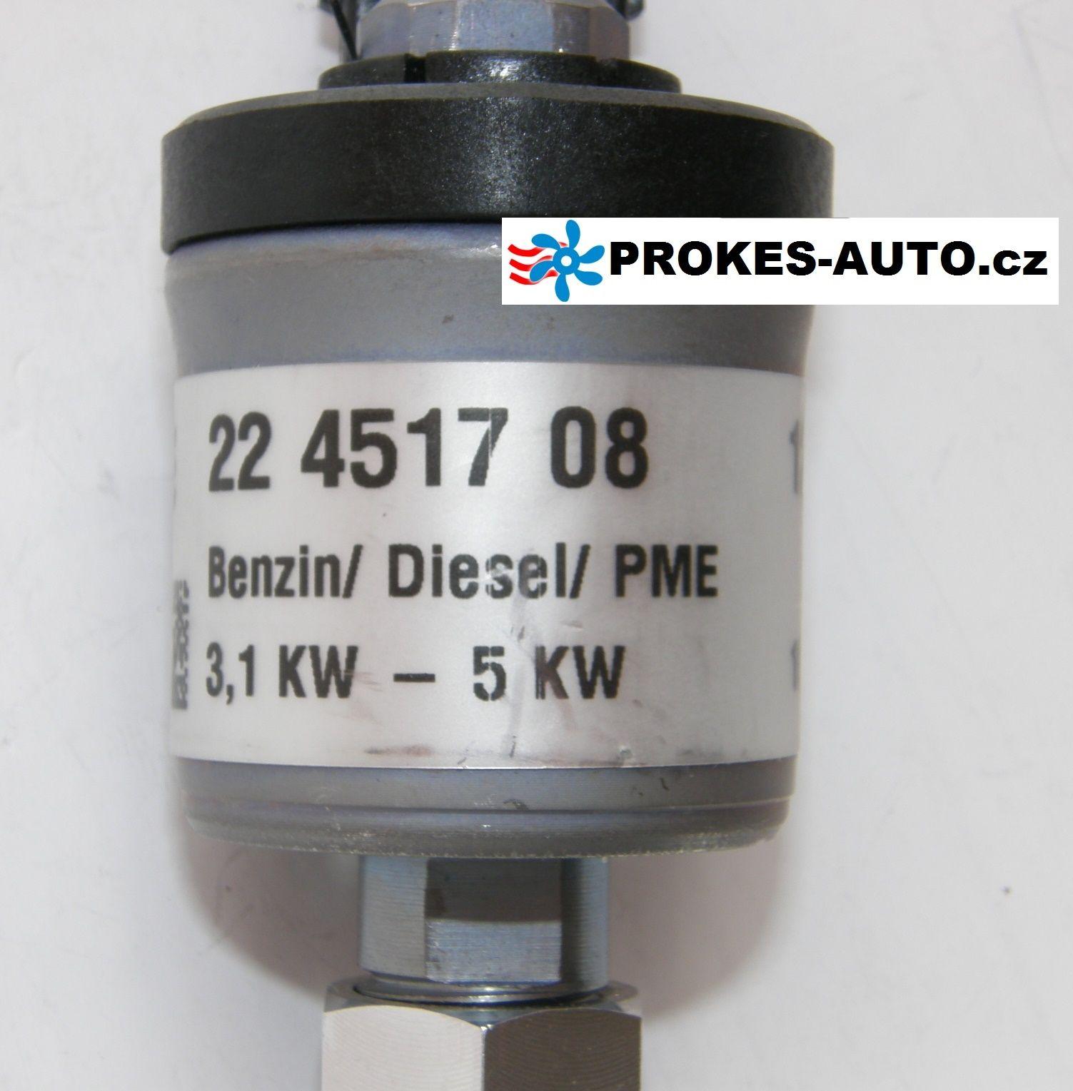 Palivové čerpadlo 12V 3,1-5kW 224517080000 Eberspächer