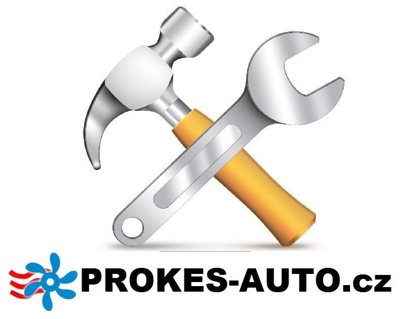 Přestavba přihřívače na nezávislé topení - montáž PROKES-AUTO