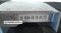 Řídící jednotka D5WZ 252149 Opel 225204001001 Eberspächer