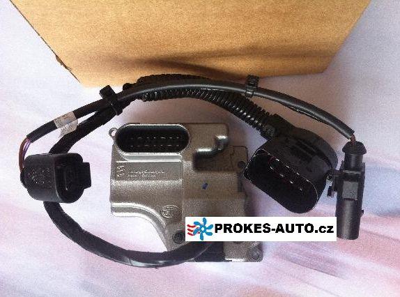 Řídicí jednotka pro HYDRONIC II D5S-F / VW, FORD, SEAT 252279 / 225205003001 / 7M3963271D / 5HB008885-20 Eberspächer