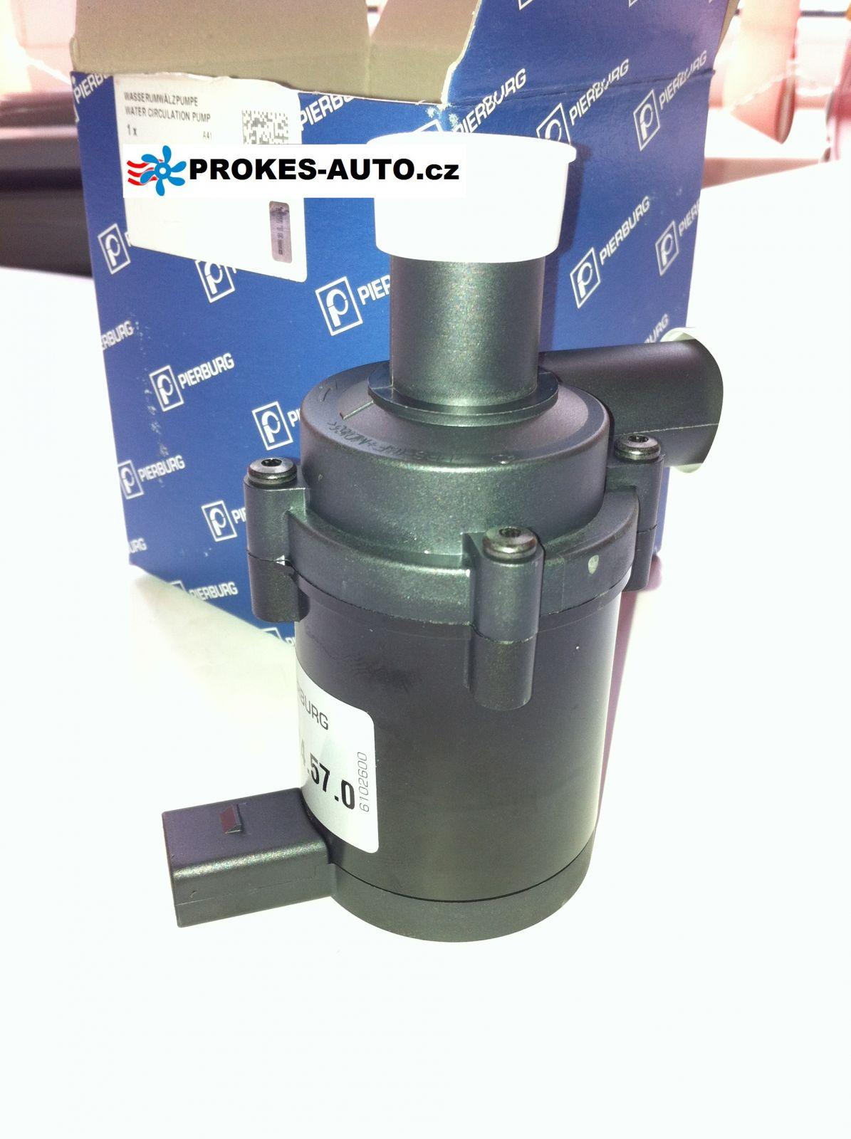 Vodní cirkulační čerpadlo PIERBURG pro nezávislé vytápění VW 7H0965561 / 1K0965561B / 7.02074.57.0