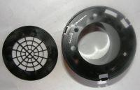 Výdech s mřížkou OE60 mm 1322634 / 87389 Webasto
