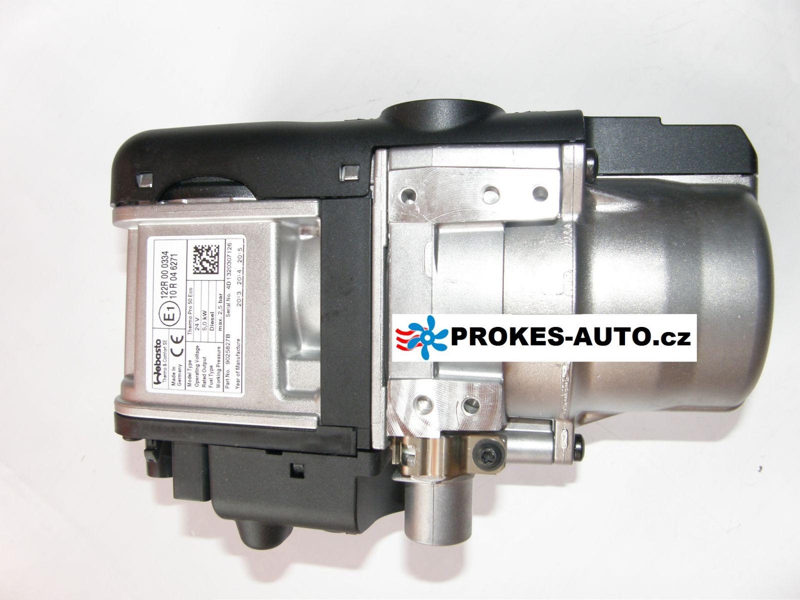 Webasto Thermo Pro 50 Eco 24V 9025827E / 9025827B / 9025827A / 9025827 / 9026553 / 9026553C / 9026553A / 9026553B / 9026553D