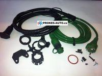 DEFA připojovací sada 230V do auta 2,5m A460785 / 460785