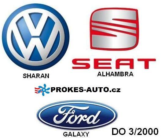 Dovybavení pro VW, Ford, Seat D3WZ 240147000000 Eberspächer
