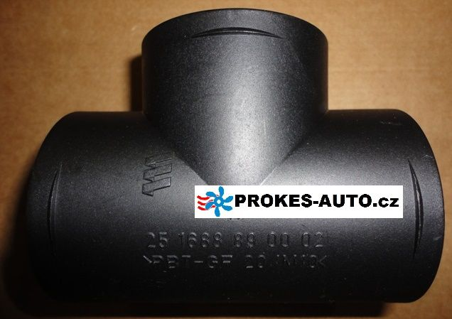 Eberspacher T-kus rozvodu vzduchu 60 mm 251688890002 Eberspächer