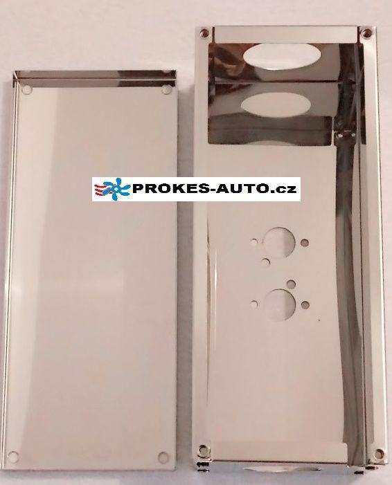 Ochranný kryt pro vzduchové topení 4kW nerez