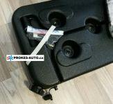 Resfriar ochlazovač S6 24V s LED podsvícením