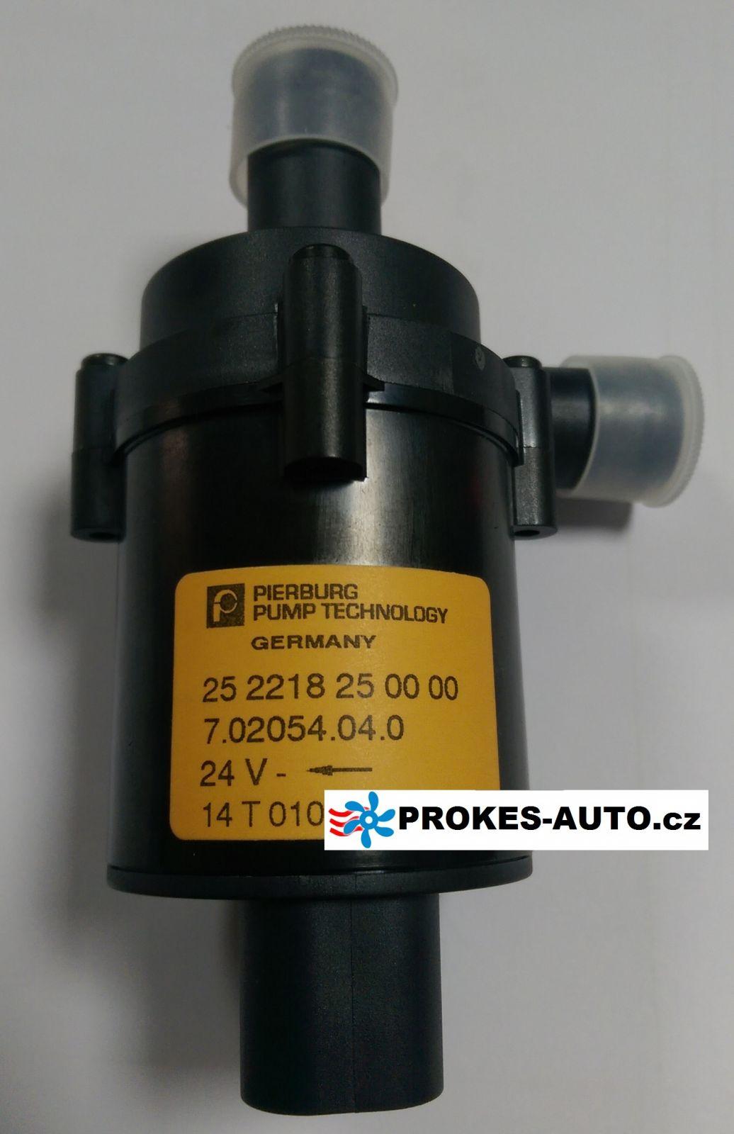 Vodní čerpadlo Flowtronic 800 S 24V 252218250000 / 7.02054.04.0 Eberspächer