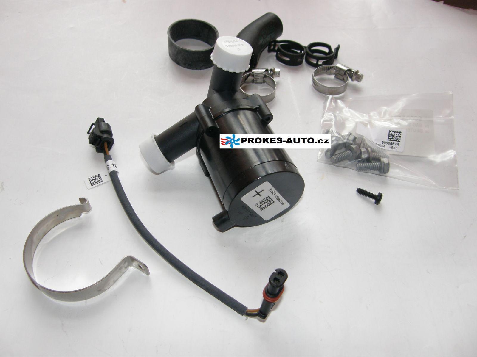 Vodní cirkulační čerpadlo U4847 ThermoTop C / E / Z / P 9002514 / 93008 / 7.02073.14.0 / / 87187B Webasto