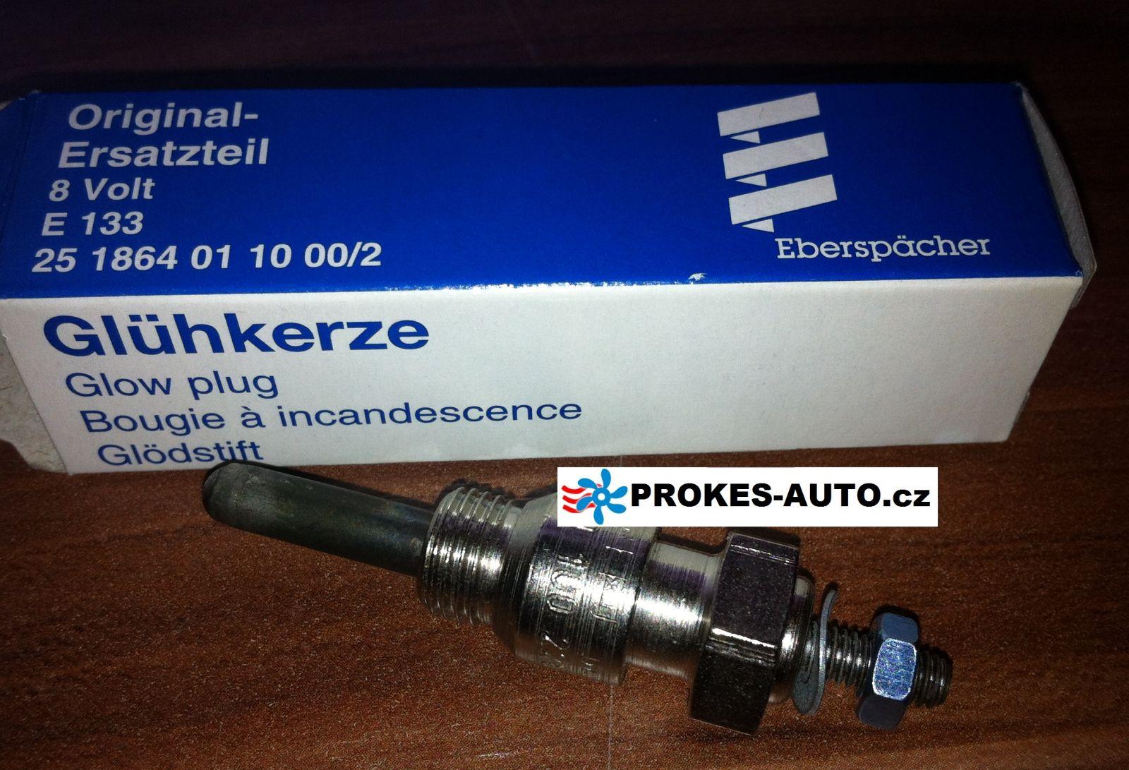 Žhavící svíčka 12V E133 Hydronic 251864011000 Eberspächer