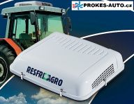 AGRO Ochlazovač do prašného prostředí