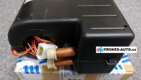 Eberspacher teplovodní výměník Xeros 4000 24V s dvojitým radiálním ventilátorem 222282110200 / 22.2282.11.0200.0F / 22.2282.11.0200 Eberspächer