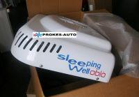 Střešní kompresorová Klimatizace Sleeping Well Oblo TWIN 1800W 24V Indel B