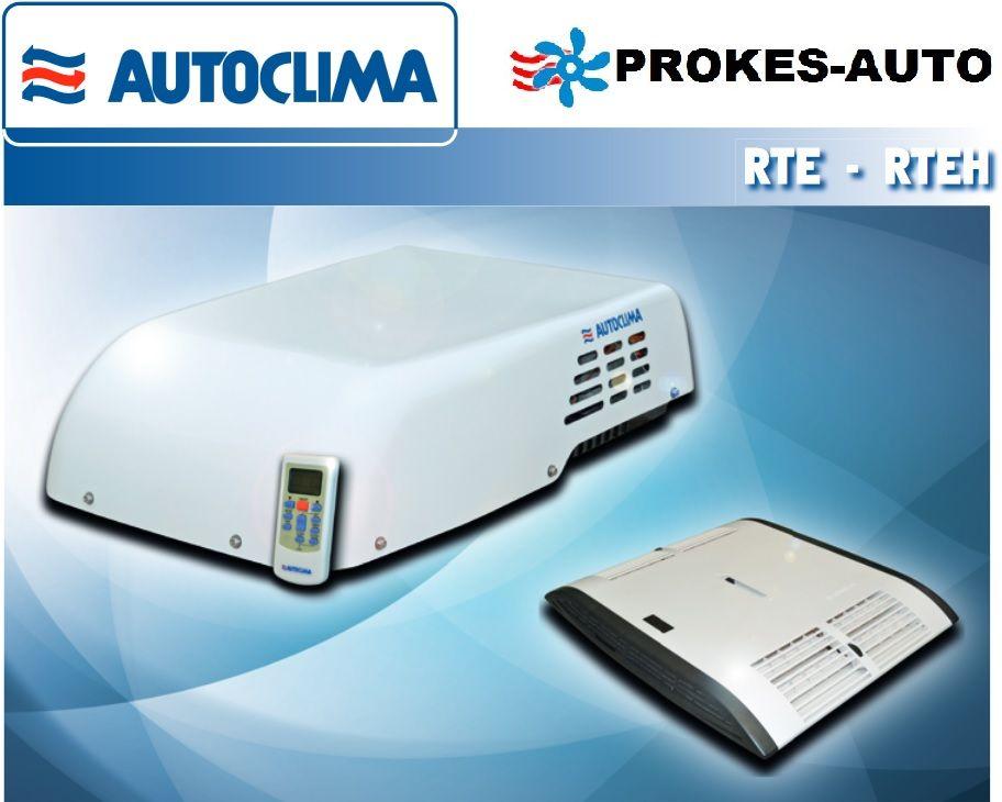 Autoclima RTEH 21 klimatizace 2100W / topení 2700W / 230V