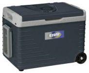 E45 12/24V 45L AES + LCD dTaž 20°C Roll + Carbon