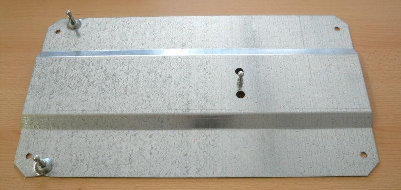 Fixační kit sada pro bezpečné uchycení autochladniček indel B TB31A, TB41A a TB51A