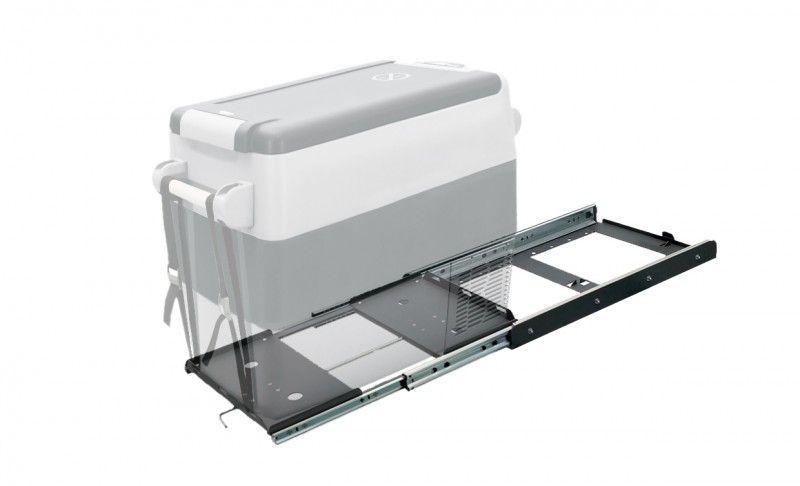Sada pro výsuvné upevnění autochladniček TB31A, TB41A a TB51A Indel B