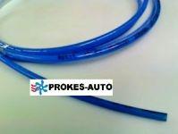 Palivová hadička / trubka 4x1mm modrá