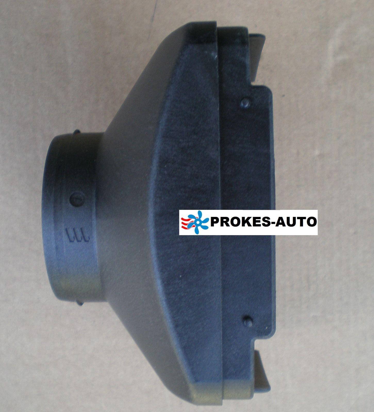 Usmerňovač vzduchu - Přímý výdech D60mm 221000010016 Eberspächer