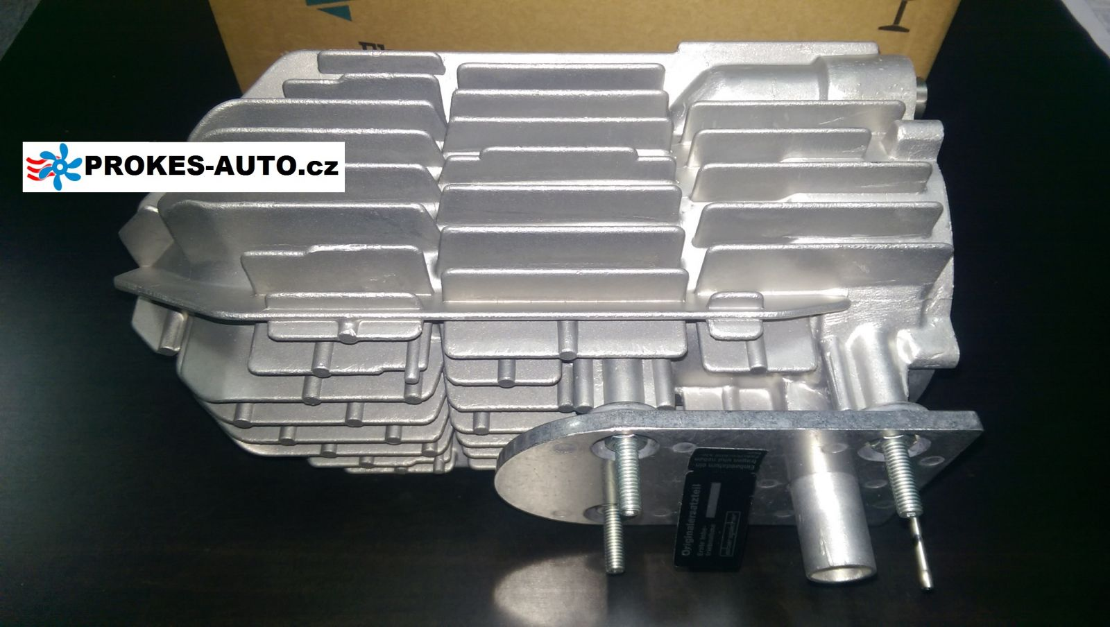 Výměník tepla pro topení D3LC / D3LC compact 251822060000 Eberspächer