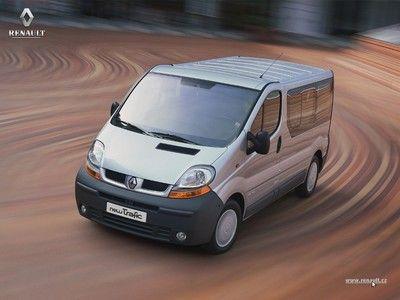 Dovybavení Nissan Primastar 2.0 2.5 B/D, od 2006 Eberspächer