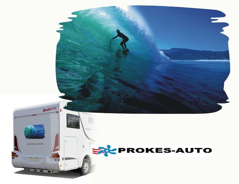 Samolepka na karavan SURFER 1 PROKES-AUTO