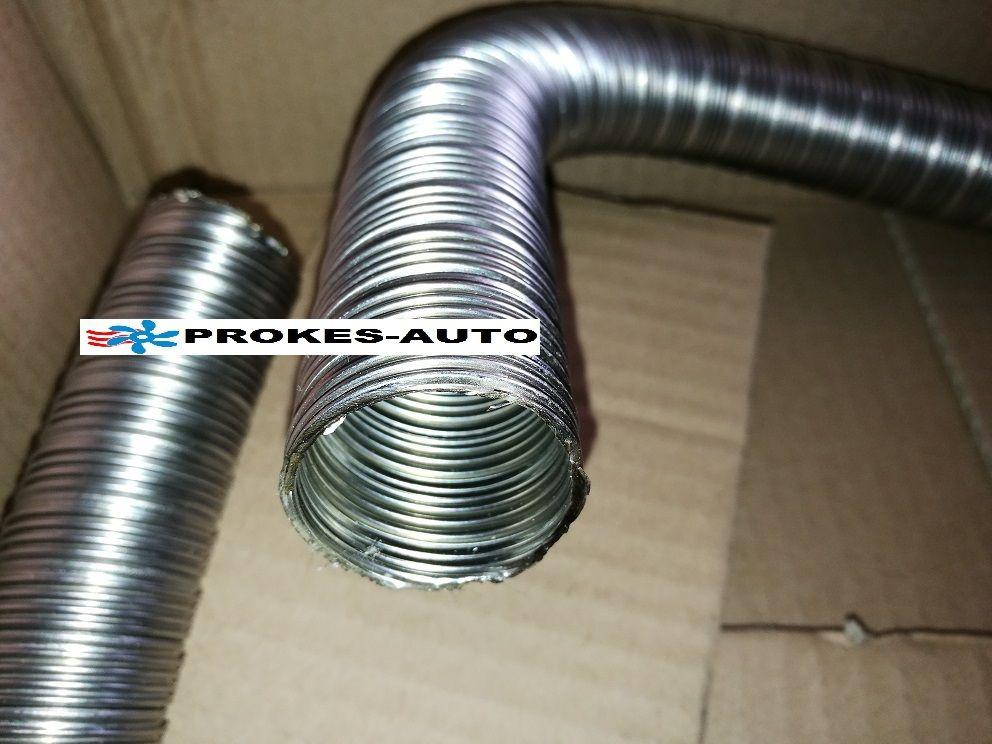 Webasto Flexi potrubí (z nerezavějící oceli), 2-vrstvé, 80mm 371416