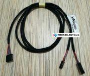 Kabel Y mezi předvolbové hodiny a Telestart T80 / T90 / T91 / 100 HTM 67089 / 1319716 Webasto