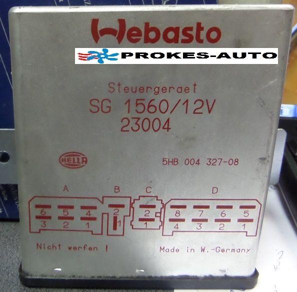 Webasto Řídící jednotka SG 1560 GT DBW 12V 23004 / 1319993