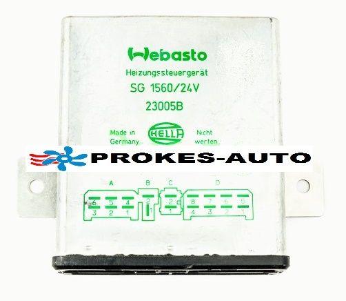 Webasto Řídící jednotka SG 1560 GT BW46 24V 1319994 / 23005