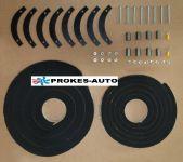 Instalační kit pro MAN TGX XXL / XL / XLX, TGA, TGS, TGL, TGM L / LX 2.6.897.2/0 Indel B