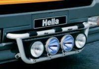 Rallye 3003 FF CLEAR BLEDĚ MODRÝ – s navigačními světly Hella