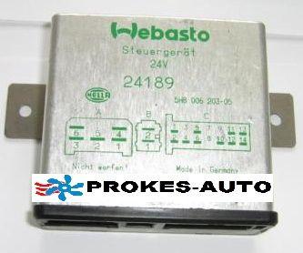 Webasto Řídící jednotka SG1561 24V AT18/18S/24S/32/32S 24189 / 1320586