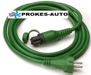 DEFA připojovací kabel 1,5mm2 / 10 m