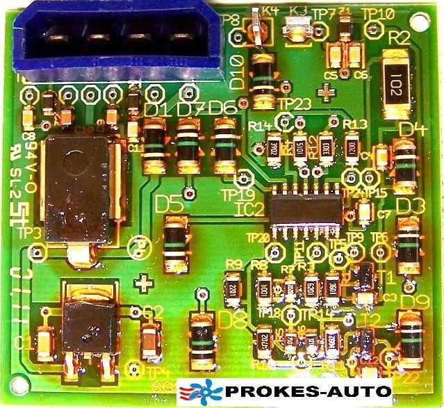 Deska plošných spojů D8LC 12/24V 251890012000 Eberspächer
