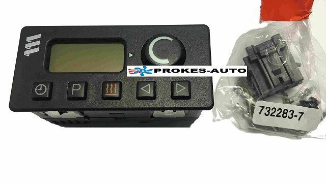 Předvolbové kombi hodiny 12/24V Airtronic EN 221000304000 / 221000303900 / 8eu007628-01 Eberspächer