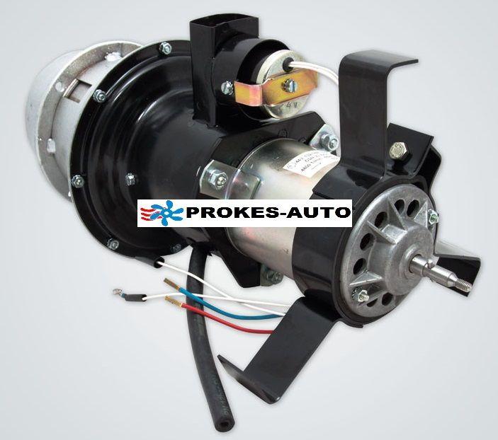 Hořák 24V X7 - 1M s motorem 341971061 / 443960520221 BRANO - ATESO