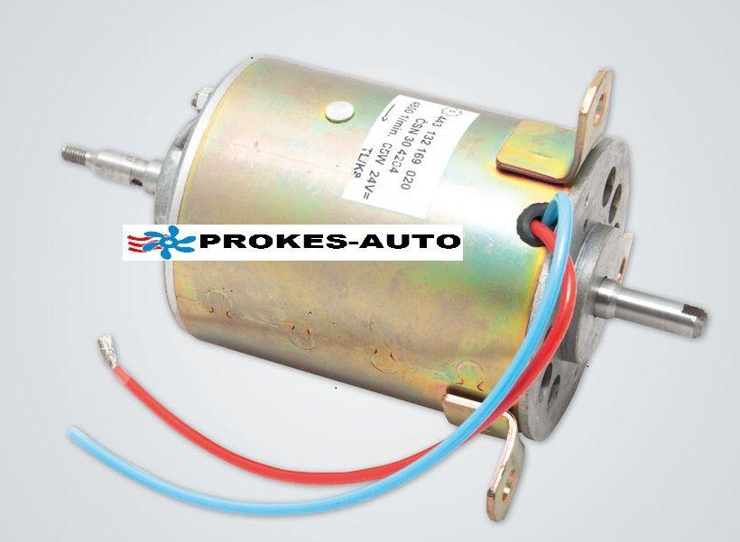 Motor topení X7-1M 24V 341971069 / 443132169020 BRANO - ATESO