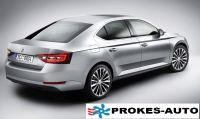 Nezávislé topení Webasto pro Škoda Superb III 110kW