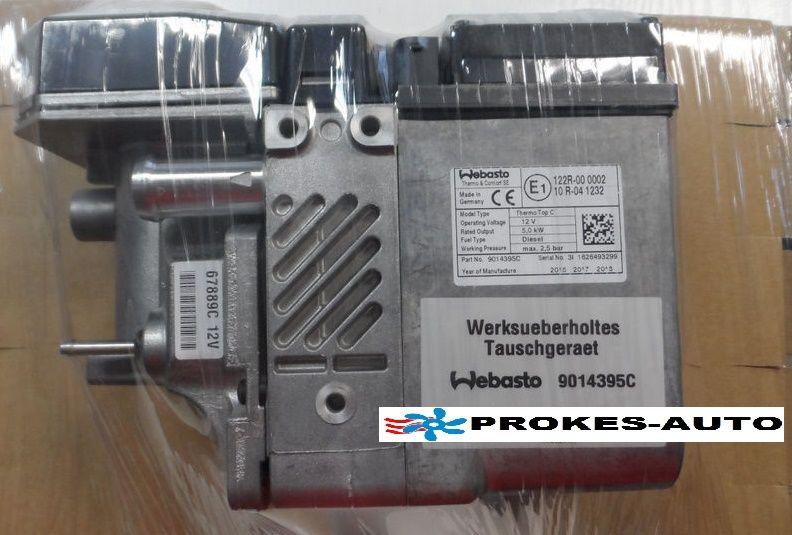 Repas / oprava topení Webasto TTC 7H0815071C VW T5 / Amarok