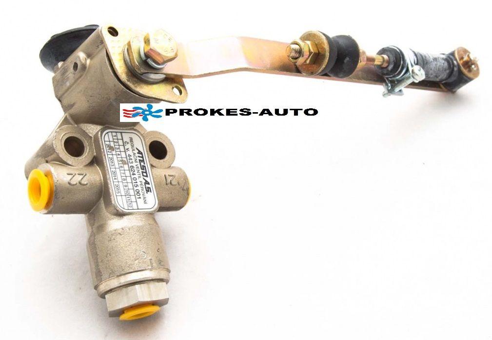 Ventil regulační KAROSA 624015001 BRANO - ATESO