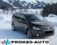 Webasto přestavbová sada VW Sharan / VW Touran / Seat Alhambra Climatronic