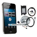 Dálkové ovládání mobilem EasyStart Web 12/24V