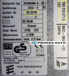 Přihřívač Hydronic D5Z-F 12V VW MPV 252278 / 252278050000 / 7M3815071G / 7M3815071B / 7M3815071C / 7M3815071F Eberspächer