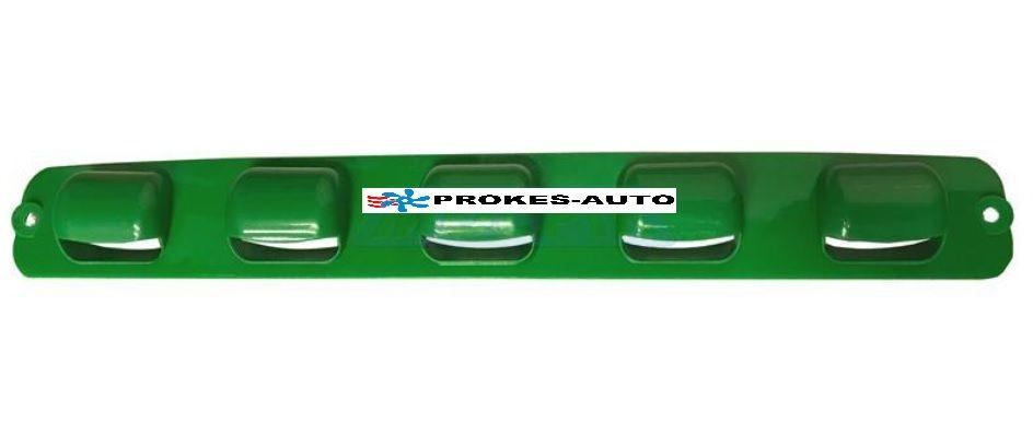 Kryt nasávací mřížky klimatizace Dirna Bycool Compact zelený 091087C027 / 091087C015 / 0910870270